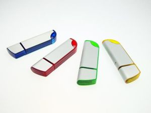 Plastic USB Flash Drive Full Capacity 1GB 2GB 4GB 8GB 16GB USB