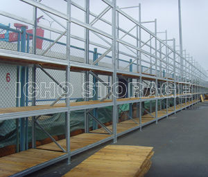 Galvanized Pallet Racking Ideal for Coldroom and Outdoor Use pictures & photos