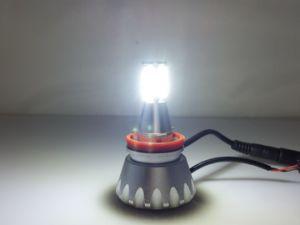 LED Marker 80W Car LED Headlight for Bm W E92 LED Angel Eyes Fan Inside pictures & photos