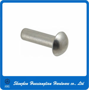 DIN 660 Stainless Steel Round Head Rivet pictures & photos