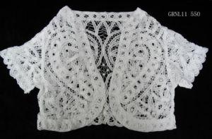 High Cotton Lace Blouson Garment (GRNL11 550) pictures & photos