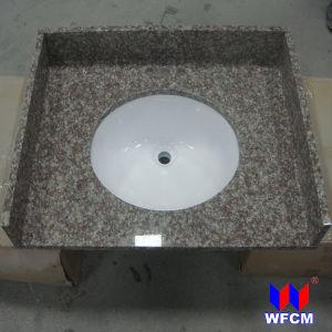 G687 Stone Granite Bathroom Countertop