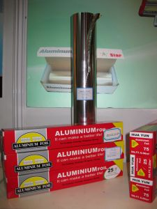 Aluminium Foil for Kitchen Use (A8011&O) pictures & photos