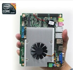 China Motherboard with Hm67 Chipset, 6*USB pictures & photos