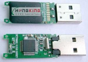 USB Chipset Semi-Finished USB Pen Drive (HK-027)