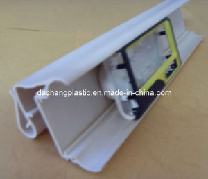 Plastic Coextrusion Channel for Electronic Price Tag pictures & photos