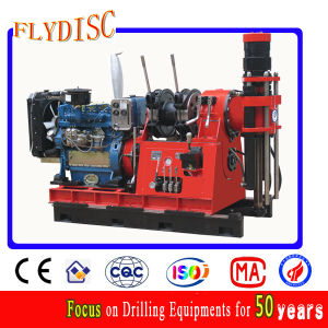 Mobile Geological Drilling Rig for 650m Hole (HGY-650)