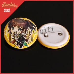 Cartoon 3cm Pin Tin Badge