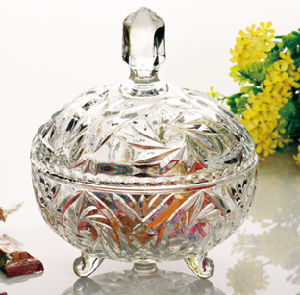Candy Jar / Sugar Bowl / Candy Canister (TG005) pictures & photos