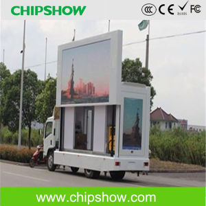 Chipshow P10 Full Color Outdoor Mobile LED Display pictures & photos