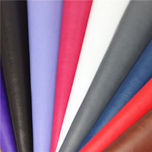 Hot-Selling Pressure Change Color Synthetic Leather (DS-A994) pictures & photos