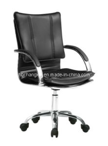 Office Leather Chair Swivel Modern and Hot Sell High Quality Popular Low Back Office Furniture pictures & photos