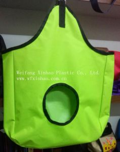 Green Hay Bag/ Various Colors Hay Bag/Oxford Cloth Bags pictures & photos