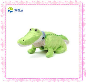Green Crocodile Soft Plush Toy pictures & photos