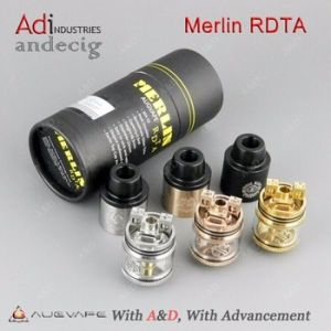 3.5ml Capacity and 24mm Diameter Designed by Augvape Merlin Rdta Tank pictures & photos