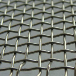 Woven Nickel Material Square Wire Mesh in China pictures & photos
