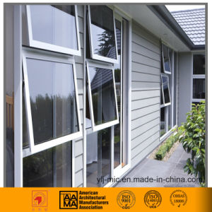 Top Hung Aluminum Awning Window (outward opening) pictures & photos
