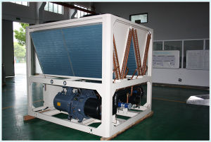 Industrial Air Refrigeration System 210, 000 Kcal pictures & photos
