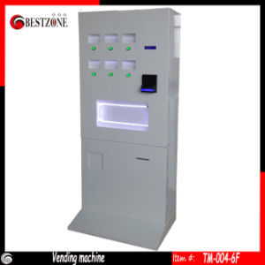 Small Automatic Sanitary Napkin Vending Machine pictures & photos