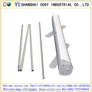 Hot Sale Aluminum Roll up Display Stand for Exhibition pictures & photos