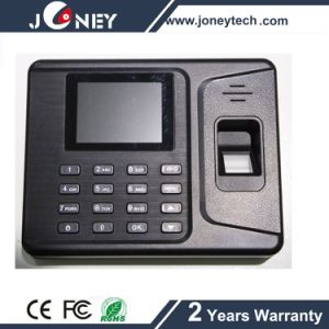 Lowest Price Biometric Fingerprint Time Attendance System Time Attendance Machine pictures & photos