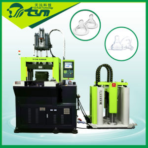 BPA Free Food Grade LSR Nipple Injection Molding Machine for Infant