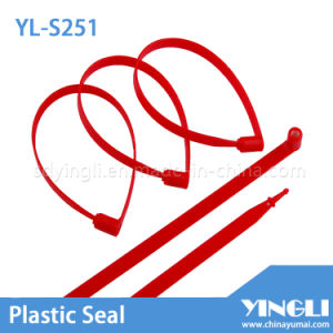New Product Plastic Security Seal (YL-S251) pictures & photos