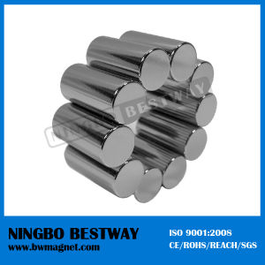 Strong Force Thin Cylinder Neodymium Magnet pictures & photos