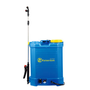 16L Agricultural Electric Battery Knapsack Sprayer for Farming (KD-16D-001) pictures & photos