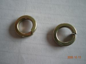 Spring Lock Washers, Lock Washer, Spring Washer, Split Lock Washer DIN127b pictures & photos