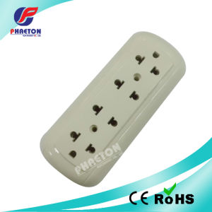 4 Way South American Multi Socket pictures & photos