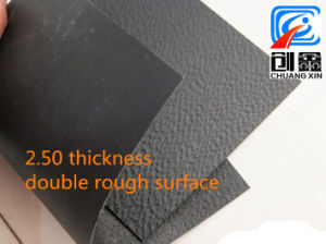 Double Rough Surface HDPE Geomembrane 2.50mm