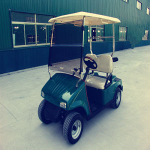 2 Seats Smart Electric Golf for Golf Course Rse-2026 pictures & photos