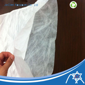 PP Nonwoven Fabric for Disposable Pillow Cover Jc-051 pictures & photos