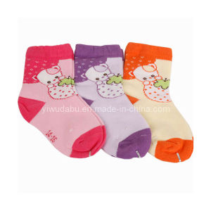 Baby Anti-Slip Cute Polyester Socks
