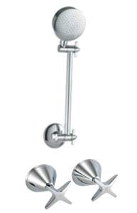Sanitary Wares Watermark Brass Shower Mixer (D01D-08) pictures & photos