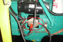 Silent/Open Type Water-Cooled 40kVA Cummins Power Diesel Generator Set pictures & photos