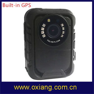 Law Enforcement IR Night Vision Police Body DVR Recorder IP65 Police Camera pictures & photos