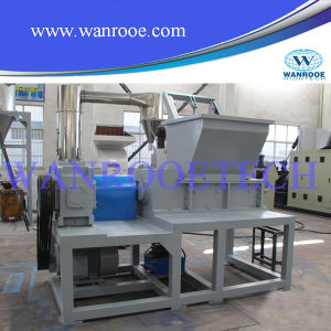 Waste Plastic Barrel/ Lumps/ Printer Recycling Shredder pictures & photos