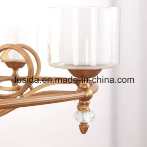Matt Brown Bronze Pendant Lamps Decorative Ce Chandelier Lighting pictures & photos