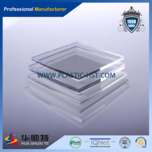 2016 Hot Sell Transparent Lexan Plexiglass PMMA Acrylic Sheet pictures & photos