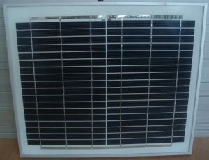 Monocrystalline Solar Module (DSP-10W) pictures & photos