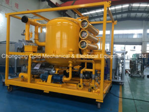 High Vacuum Oil Filtering Machine, Oil Filters (ZJA Series) pictures & photos