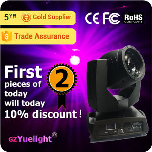 Yuelihgt Sharpy 200W 5r Moving Head Light Beam pictures & photos
