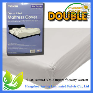 Waterproof Zip Allergy Mattress Cover pictures & photos