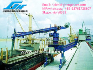 600tph Screw Type Ship Unloader pictures & photos