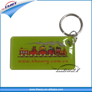 Blank Programmable Contactless RFID NFC Smart Card Key Tag pictures & photos