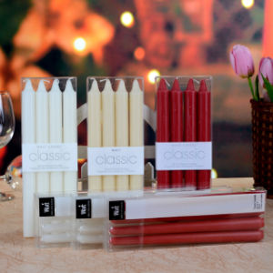 Household Decorative Colored Stick Candle to Iraq Market pictures & photos