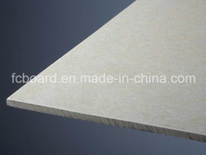 High Quality Fireproof Fiber Cement Board Price 100% Non Asbestos Wall Panel