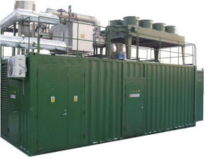 200kw-2000kw CHP Cchp Gas Cogeneration Generator Power Plant pictures & photos
